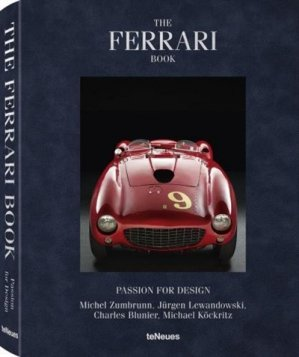 The ferrari book - passion for design - teneues - 9783961710201 -