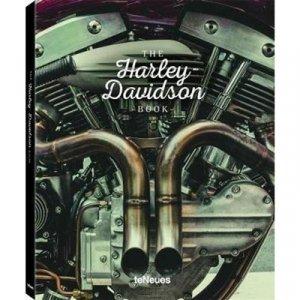 The harley davidson book - teneues - 9783961710232 -