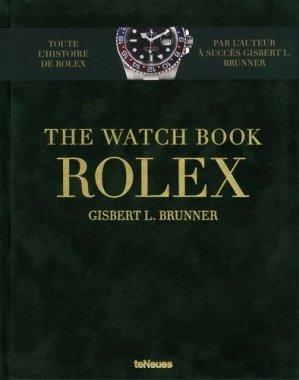The watch book rolex - teneues - 9783961710362 -