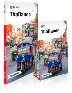 Thaïlande (Guide light) - EXPRESSMAP - 9788381902182 -