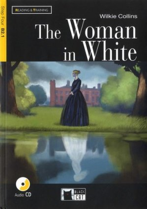 The Woman in White - black cat - cideb - 9788853004833 -