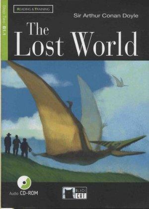 The Lost World - black cat - cideb - 9788853005502 -