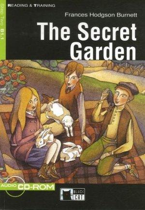 THE SECRET GARDEN  - black cat - cideb - 9788853006899 -