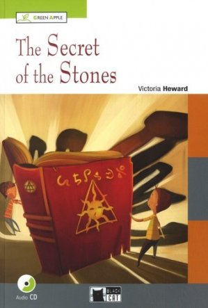 The Secret of the Stones - black cat - cideb - 9788853014115 -