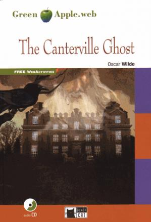 The Canterville Ghost - black cat - cideb - 9788853015112 -
