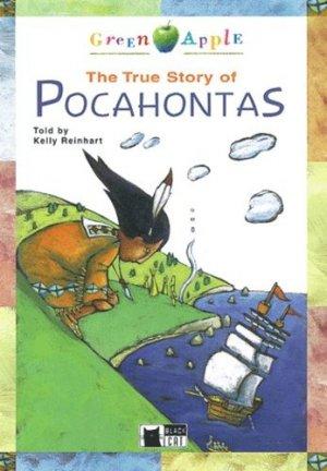 The True Story of Pocahontas - black cat - cideb - 9788877549822 -