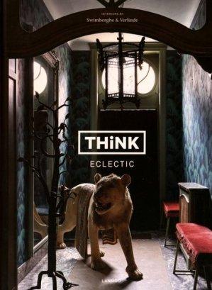 Think Eclectic. Edition anglais-français-néerlandais - lannoo - 9789401427951 -