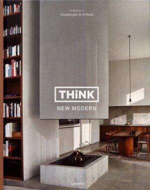 Think New Modern. Edition anglais-français-néerlandais - lannoo - 9789401454735 -