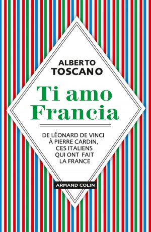 Ti amo Francia - armand colin - 9782200625573 -