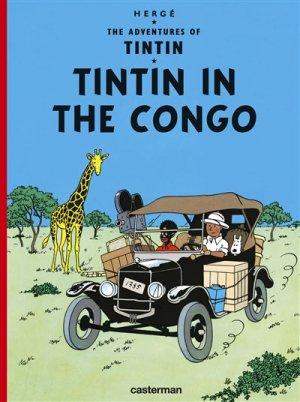 Tintin in the Congo - casterman - 9782203096509 -