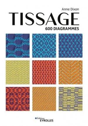 Tissage - eyrolles - 9782212679113 -
