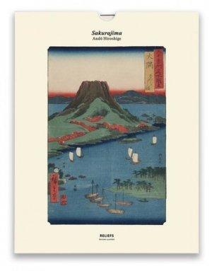 Tirage - Sakurajima - reliefs - 9782380360158 -
