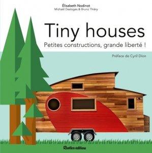 Tiny houses - rustica - 9782815311717 -