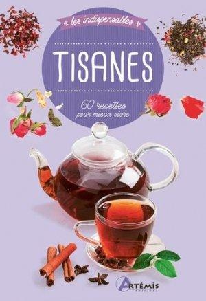 Tisanes - artémis - 9782816016178 -