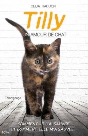 Tilly, un amour de chat - city - 9782824606880 -