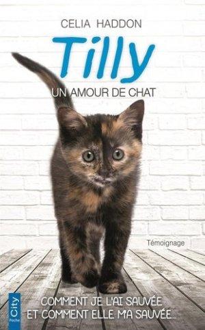 Tilly, un amour de chat - city - 9782824613994 -