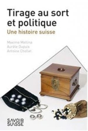 Tirer au sort en Suisse - ppur -  presses polytechniques et universitaires romandes - 9782889153800 -