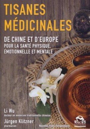 Tisanes médicinales - macro - 9788862299459 -