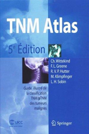 TNM atlas - springer verlag - 9782287252068 -