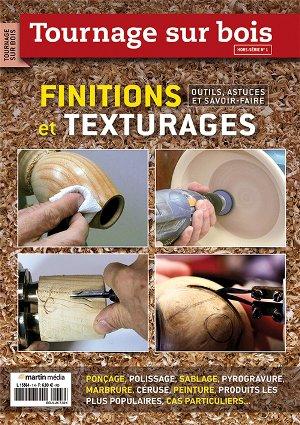 Tournage sur bois : finitions et texturages - le bouvet - 2224798962939 -