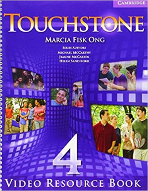 Touchstone Level 4 - Video Resource Book - cambridge - 9780521712026 -