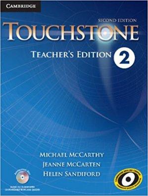 Touchstone Level 2 - Teacher's Edition with Assessment Audio CD/CD-ROM - cambridge - 9781107624023 -