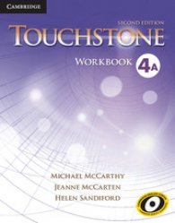 Touchstone Level 4 - Workbook A - cambridge - 9781107627086 -