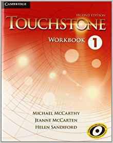 Touchstone Level 1 - Workbook - cambridge - 9781107639331 -
