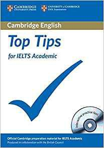 Top Tips for IELTS Academic - cambridge - 9781906438722 -