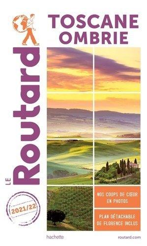 Toscane, Ombrie - Hachette - 9782016293188 -