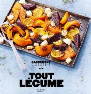 Tout légume - Hachette - 9782017084358 -