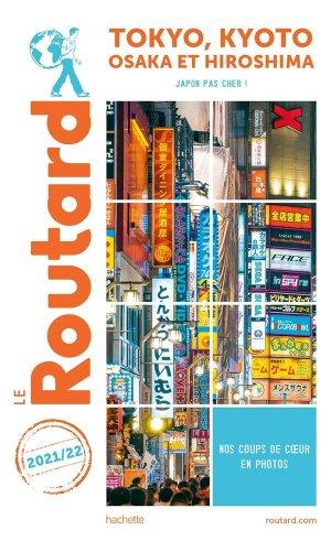 Tokyo, Kyoto et ses environs - Hachette - 9782017871361 -