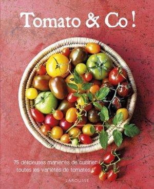 Tomato & Co ! - Larousse - 9782035923929 -