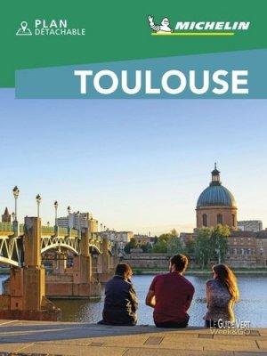 Toulouse. Edition 2020. Avec 1 Plan détachable - Michelin Editions des Voyages - 9782067245181 -