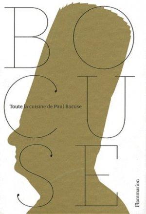 Toute la cuisine de Paul Bocuse - Flammarion - 9782081257573 - majbook ème édition, majbook 1ère édition, livre ecn major, livre ecn, fiche ecn