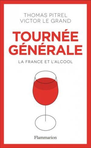 Tournée générale - Flammarion - 9782081412415 -