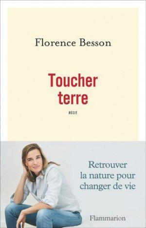 Toucher terre - Flammarion - 9782081446595 -