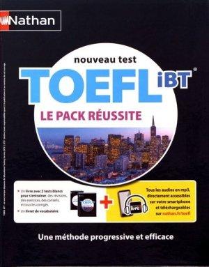 TOEFL iBT - nathan - 9782098118829 -