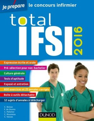 Total IFSI 2016 - dunod - 9782100742370 -