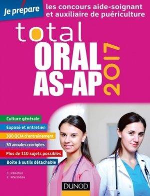 Total oral AS-AP 2017 - dunod - 9782100753611