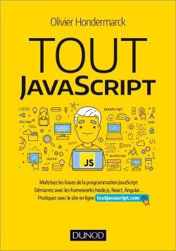 Tout Javascript - dunod - 9782100779581 -