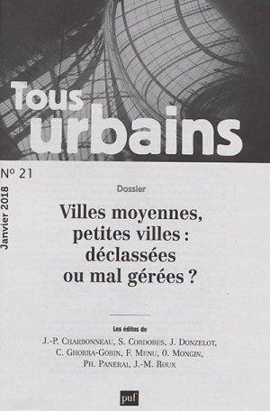 Tous urbains - puf - presses universitaires de france - 9782130802952 -