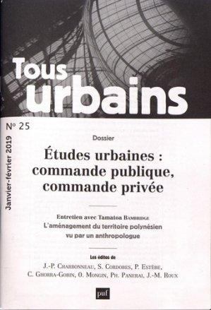 Tous urbains - puf - presses universitaires de france - 9782130821946 -