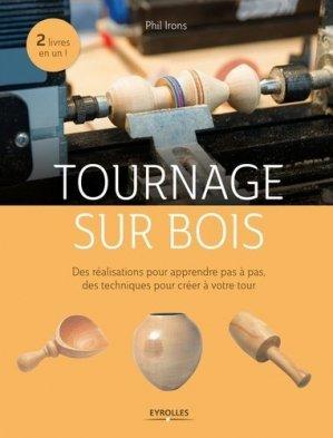 Tournage sur bois - eyrolles - 9782212144246 -
