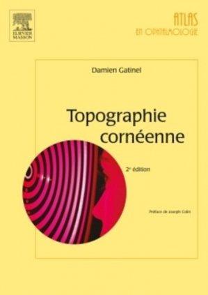 Topographie cornéenne - elsevier / masson - 9782294741227 -