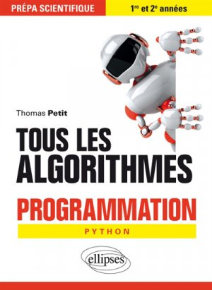 Tous les algorithmes - ellipses - 9782340025295 -