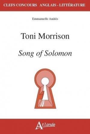 Toni Morrison - Atlande - 9782350306063 -