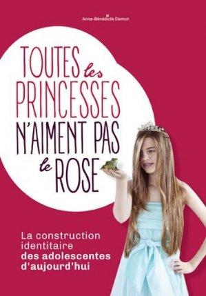 Toutes les princesses n'aiment pas le rose - enrick b - 9782356441188 -