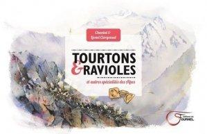 Tourtons et ravioles, recettes - du fournel - 9782361421526 -