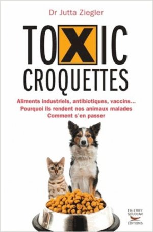 Toxic croquettes - thierry souccar - 9782365490849 -
